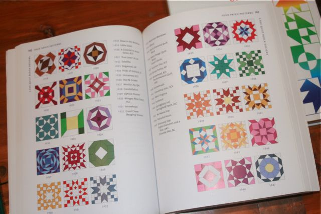 ENCYCLOPEDIA OF BASIC TRADITIONAL QUILT PATTERNS WITH THE DIFFERENT QUILT NAMES