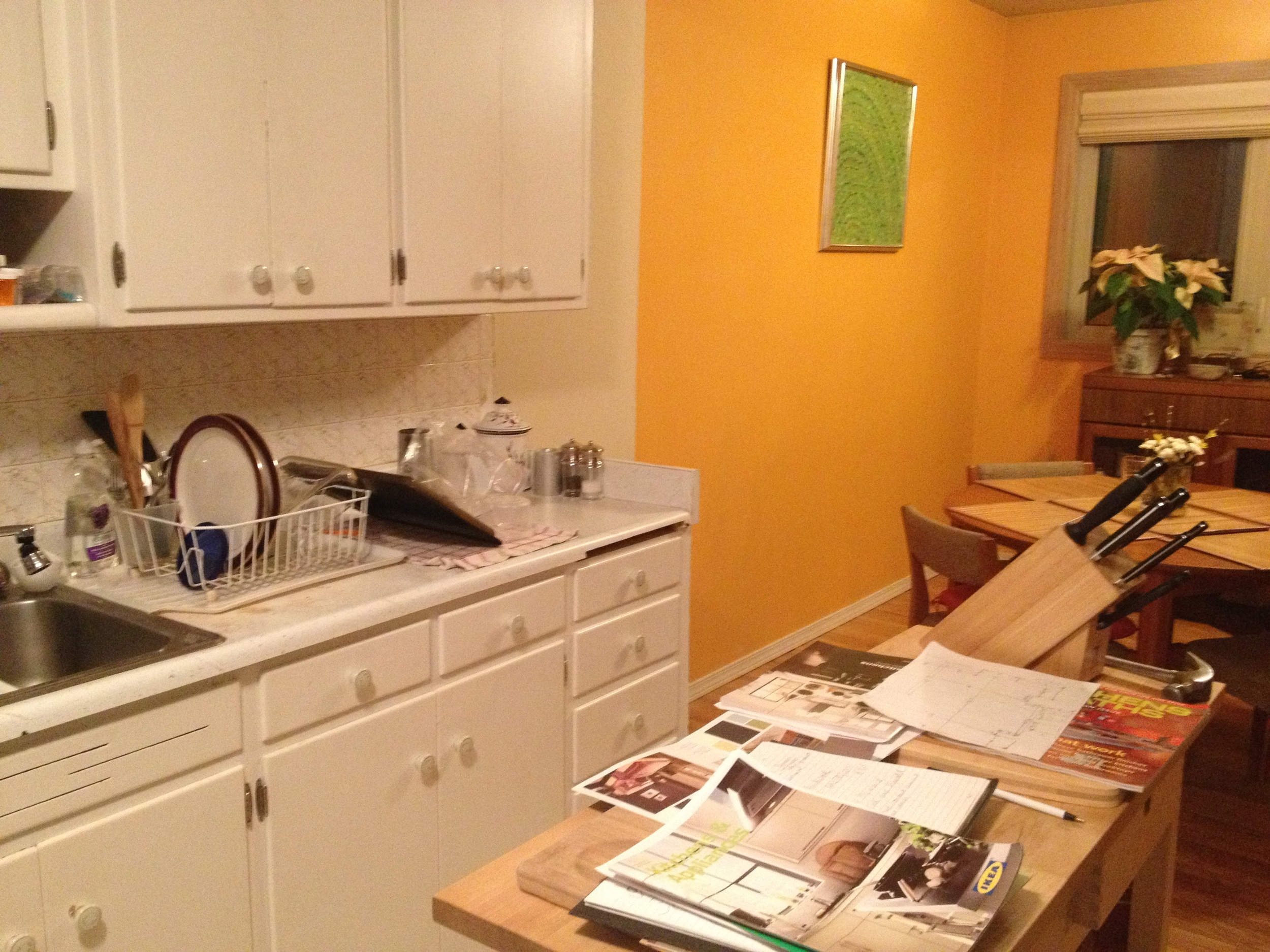 Westmount Kitchen Renovation Before