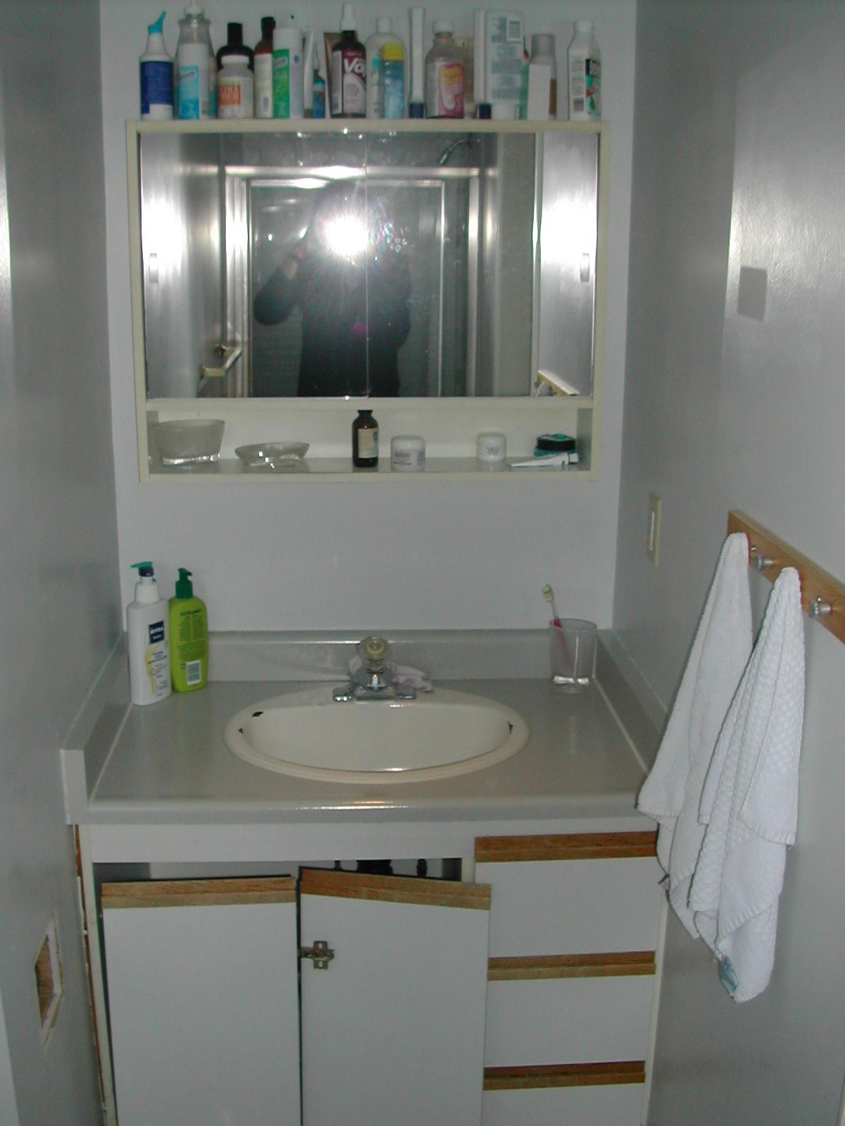 Westmount Bathroom Renovation Before