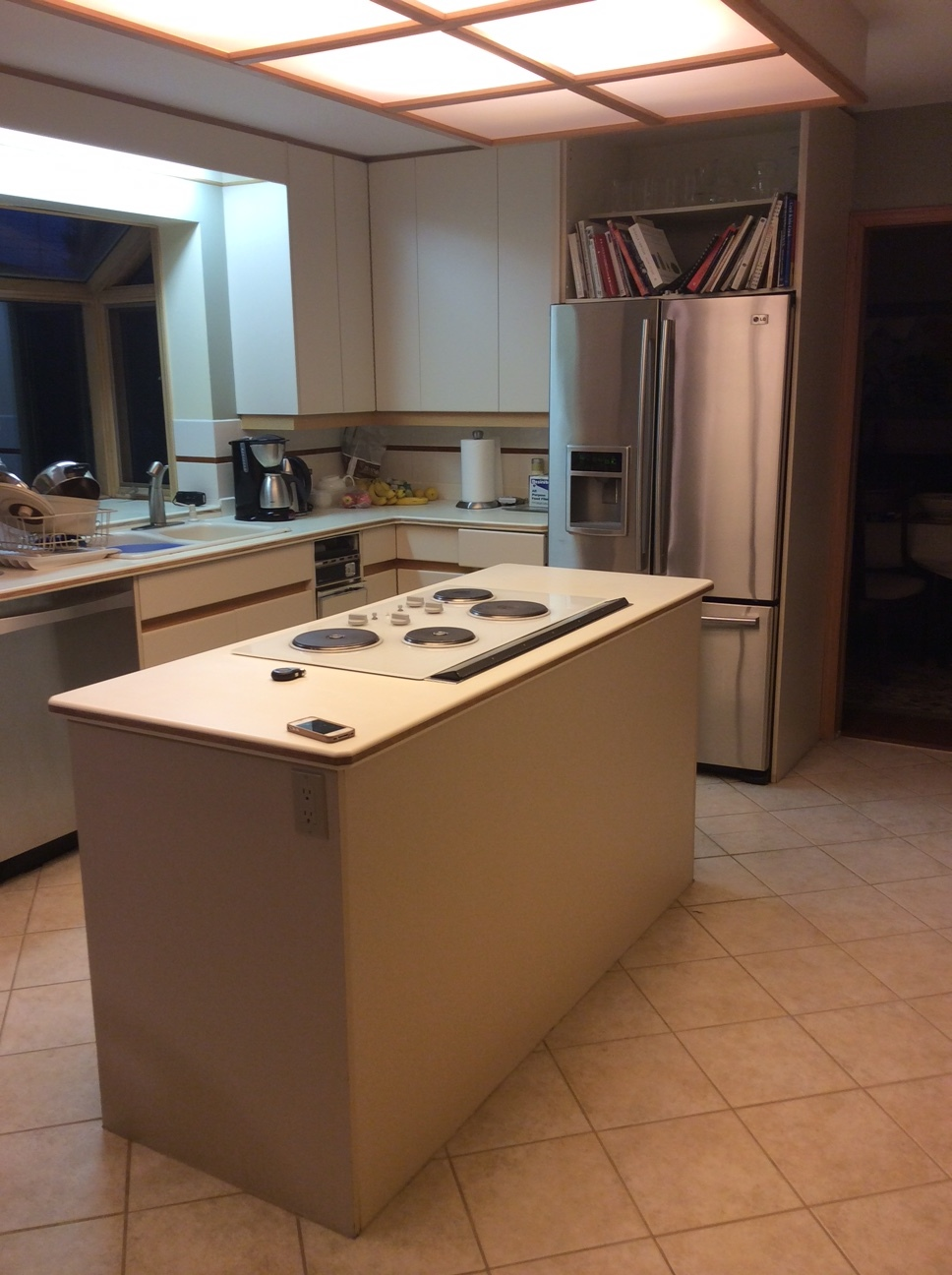 Laurier Kitchen Before