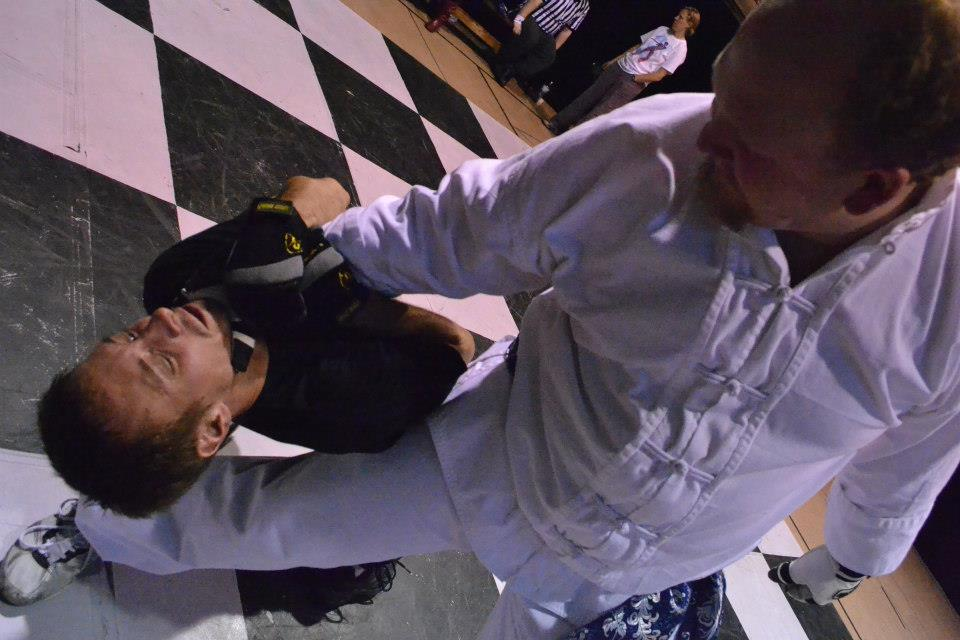 Human Combat Chess - 2012
