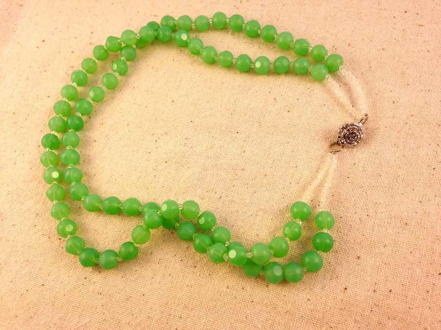 Jade Glass Two Strande Necklace.jpg