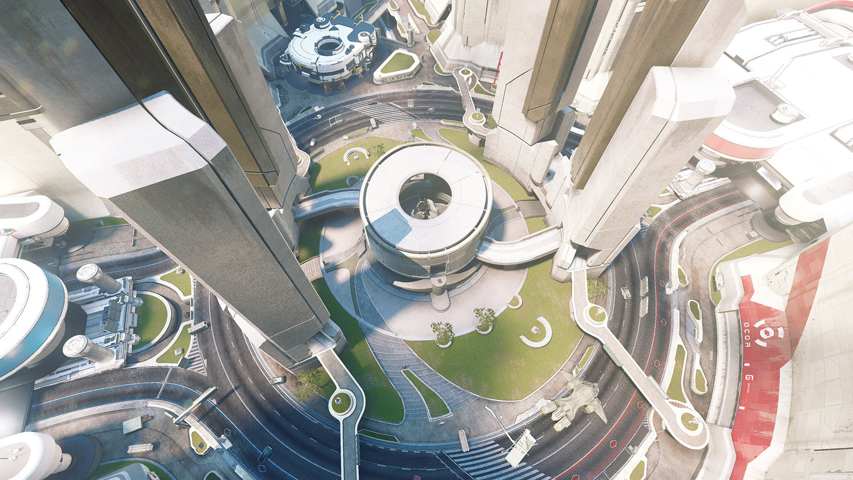 Halo 5: Guardians — Adrian Bedoya // Level Designer