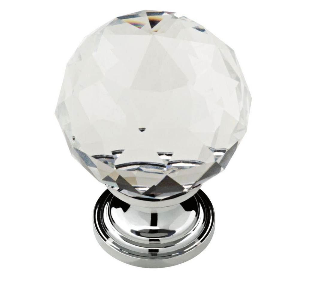 Crystal Drawer Knob