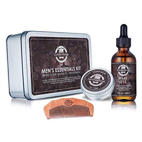 Gentle Vikings Beard Gift Set for Beard Styling & Shaping  $19.99