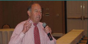 All of the profits of Don's speaking engagements go to benefit several charities.