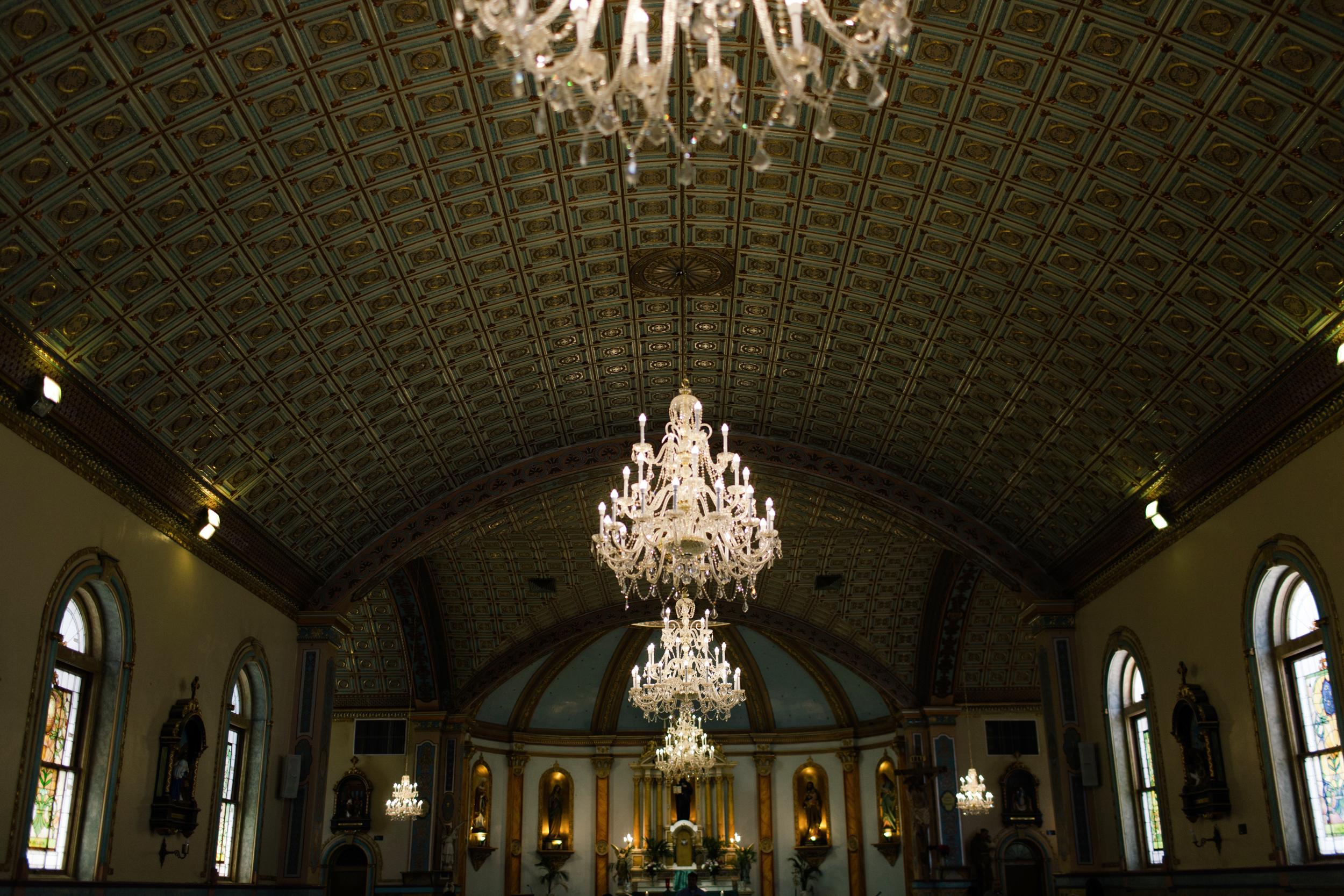 texas church wedding