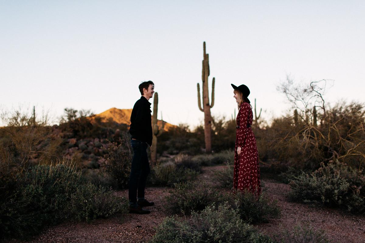 cactus portraits