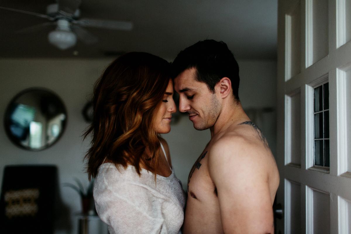 couple close