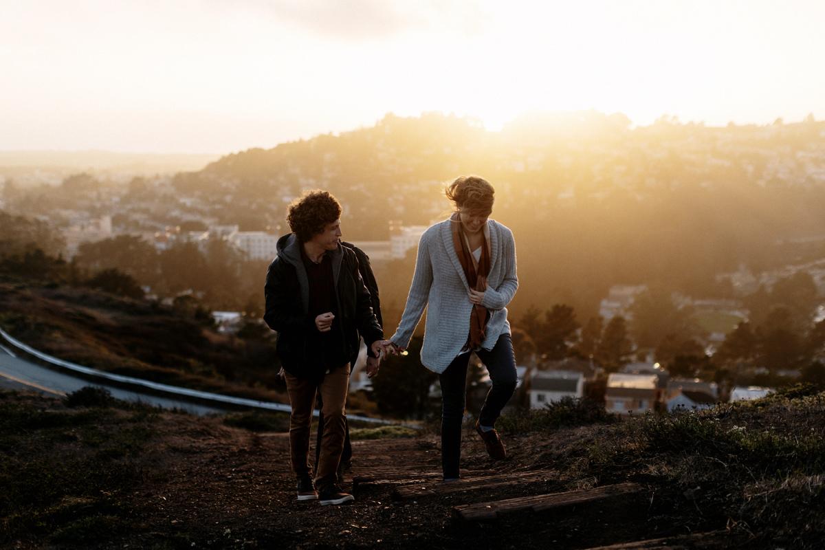 twin peaks SF engagement