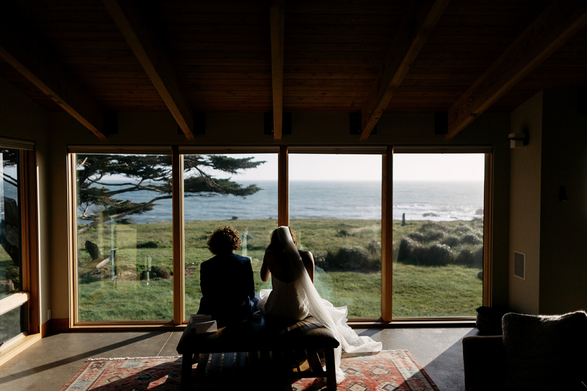elope, elopement photographer, sea ranch, california, san franci