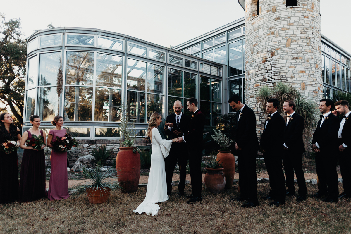 Greenhouse at Driftwood, greenhouse wedding, austin, texas, wedd