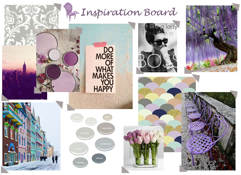 Office's Inspiration Board