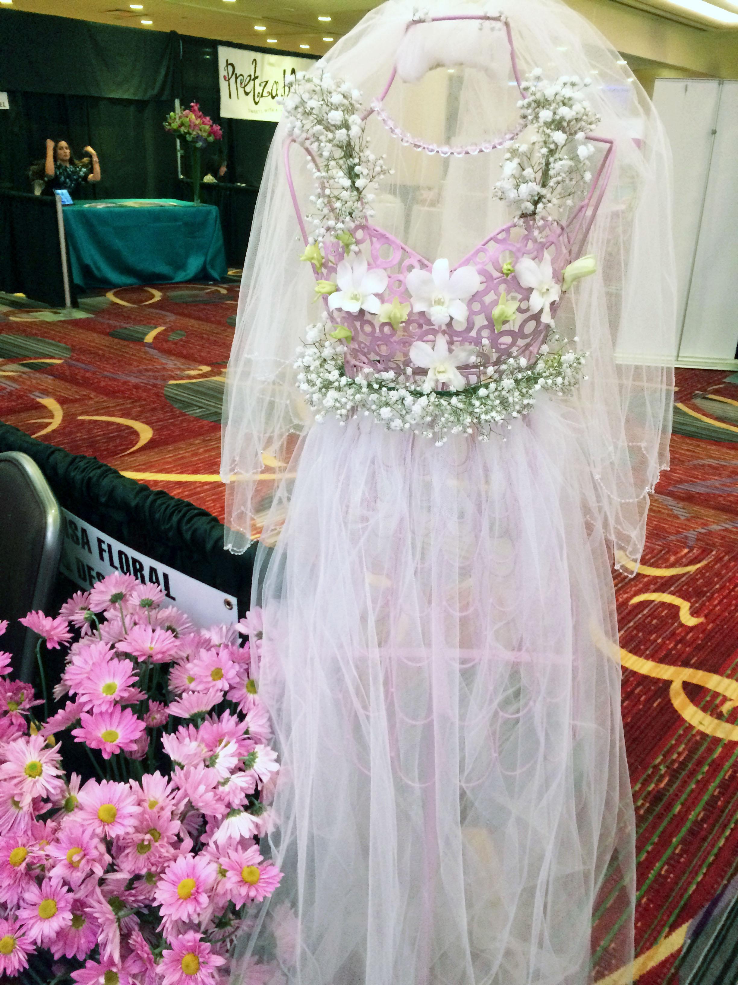Our Mannequin Bride