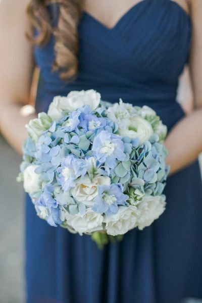 A bouquet from Style Me Pretty