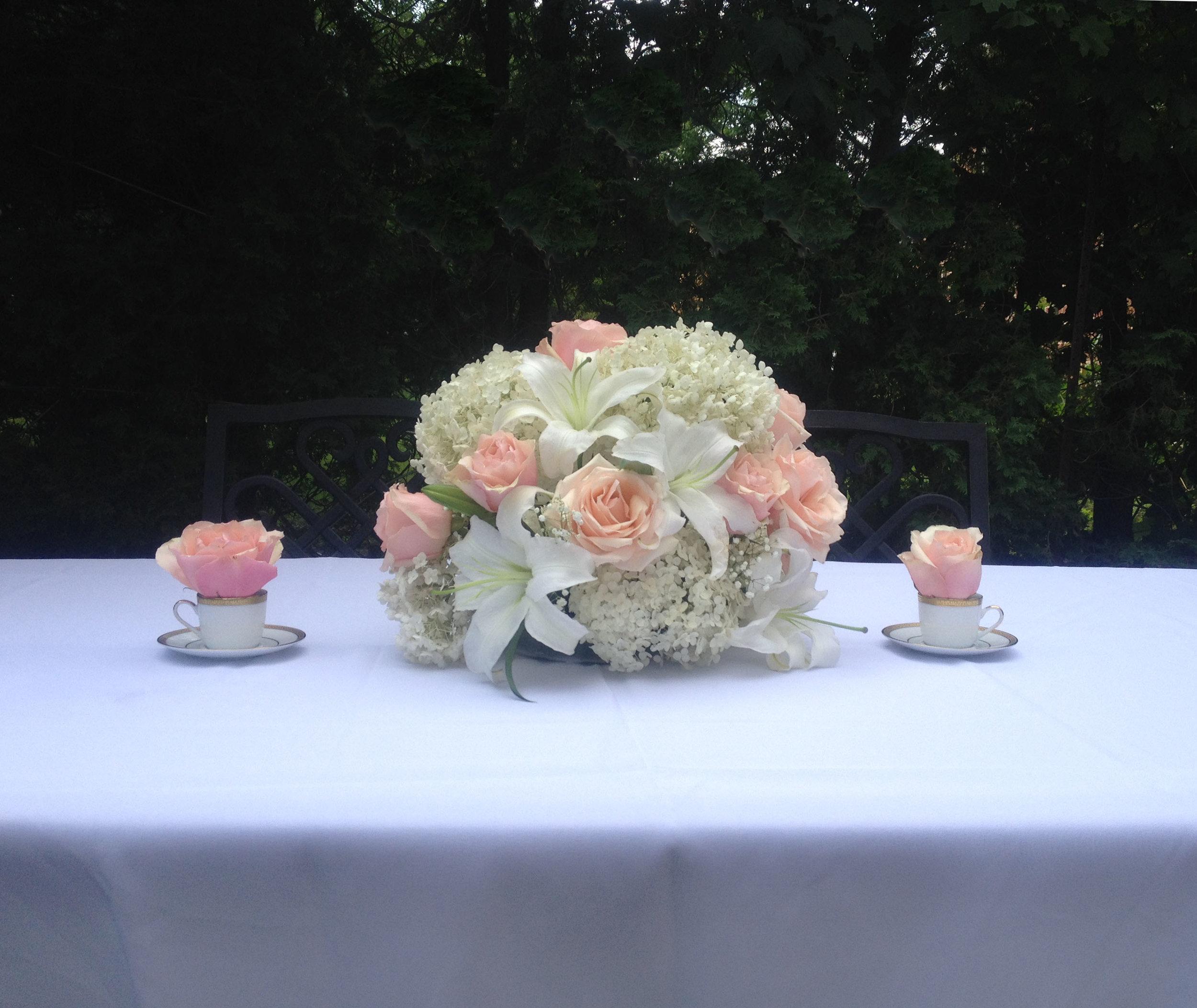 Evelisa Floral & Design: table