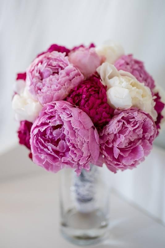 Evelisa Floral & Design: Peony Bouquet