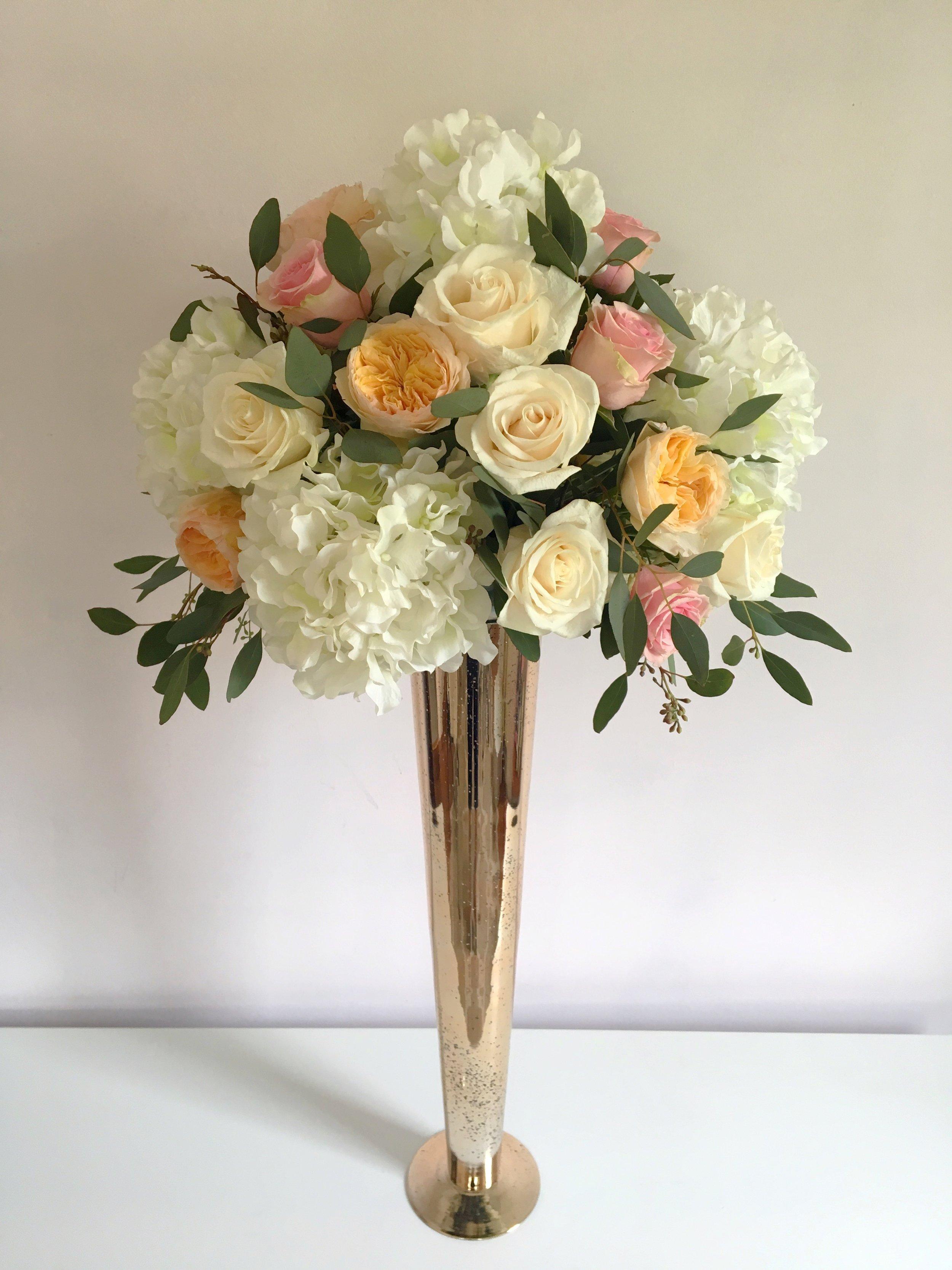 Evelisa Floral & Design: tall vase
