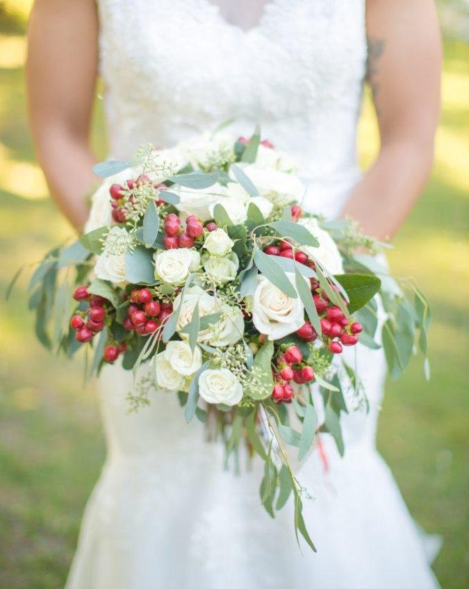 Evelisa Floral & Design: Rustic Bouquet