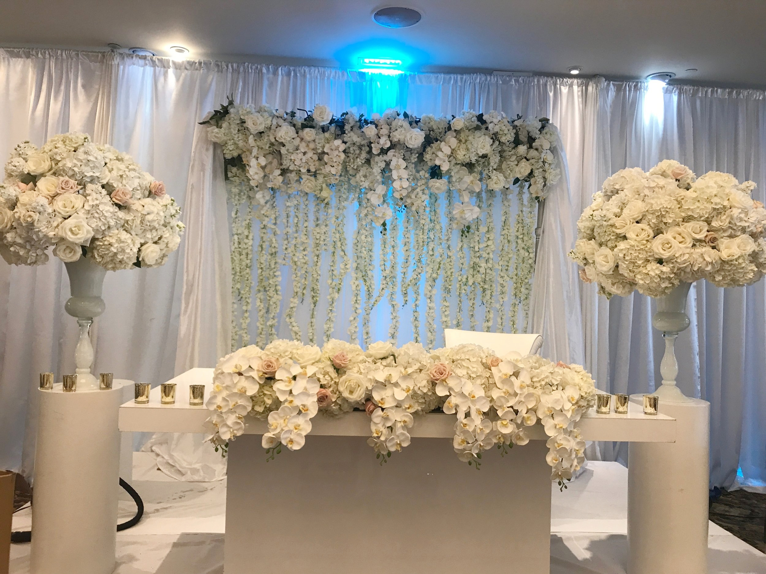 Evelisa Floral & Design: Sweetheart design