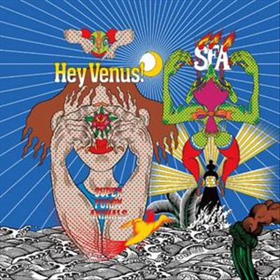 Super Furry Animals - Hey Venus!