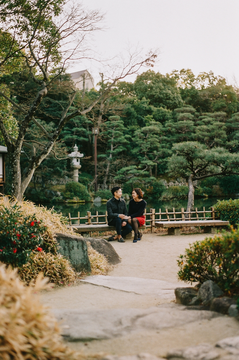 Sorakuen Garden Cocoro and Kazuya 19.jpg