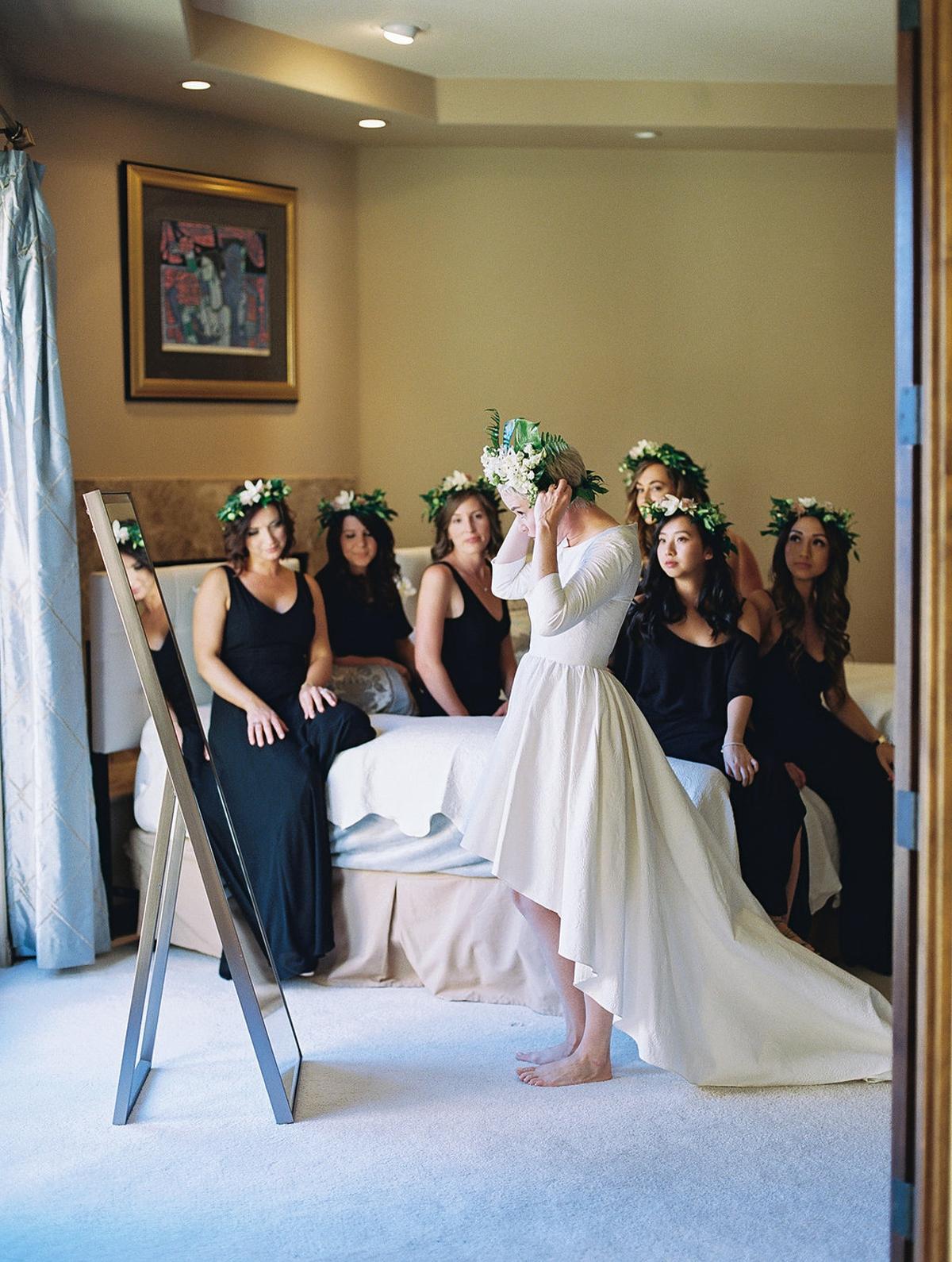 Phi and Alannas Backyard Wedding in Palm Springs California 13.jpg