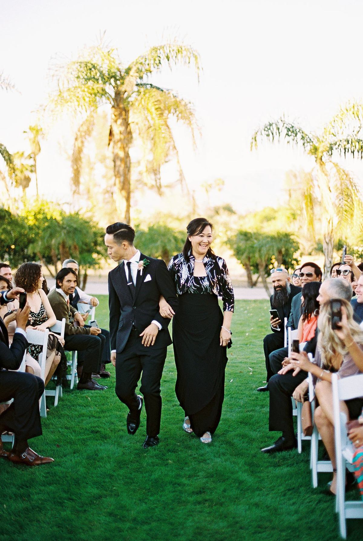 Phi and Alannas Backyard Wedding in Palm Springs California 18.jpg
