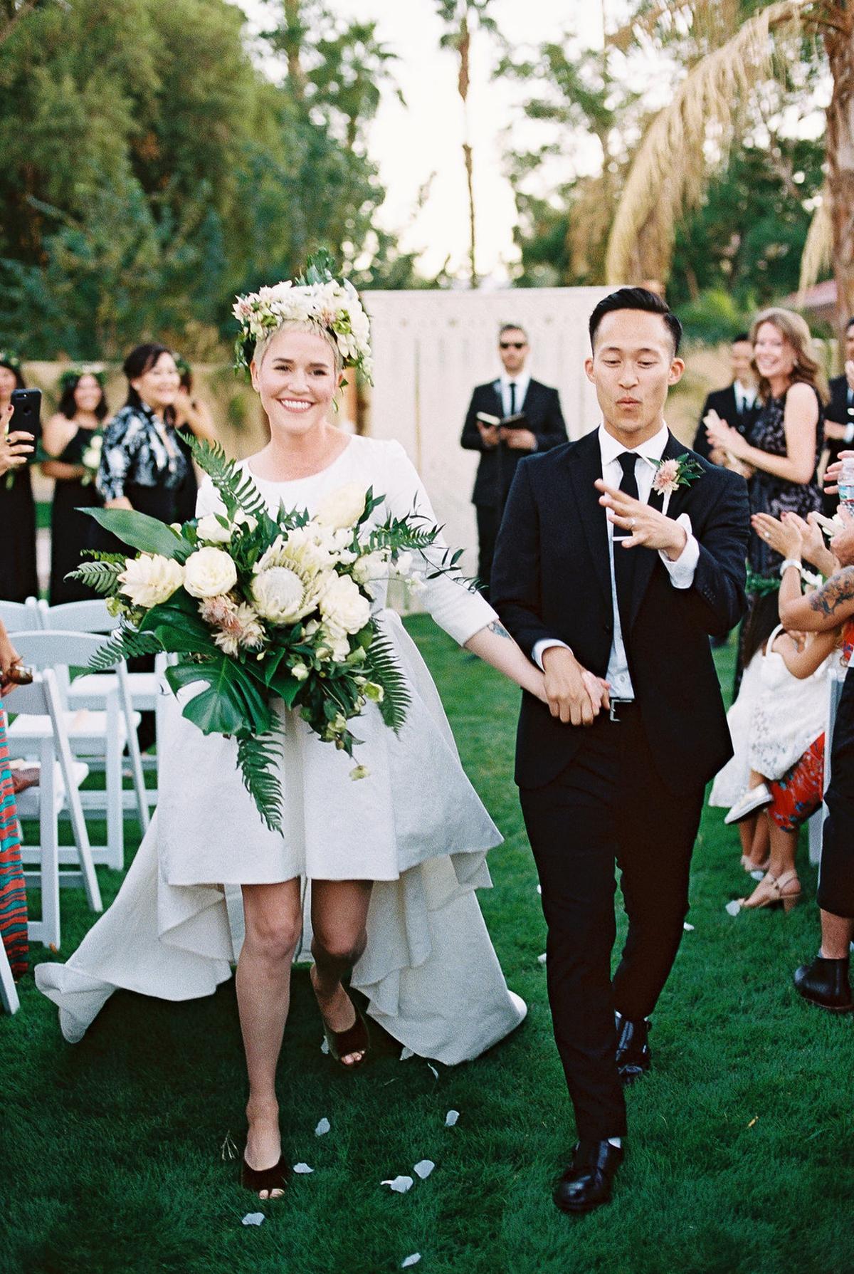 Phi and Alannas Backyard Wedding in Palm Springs California 26.jpg