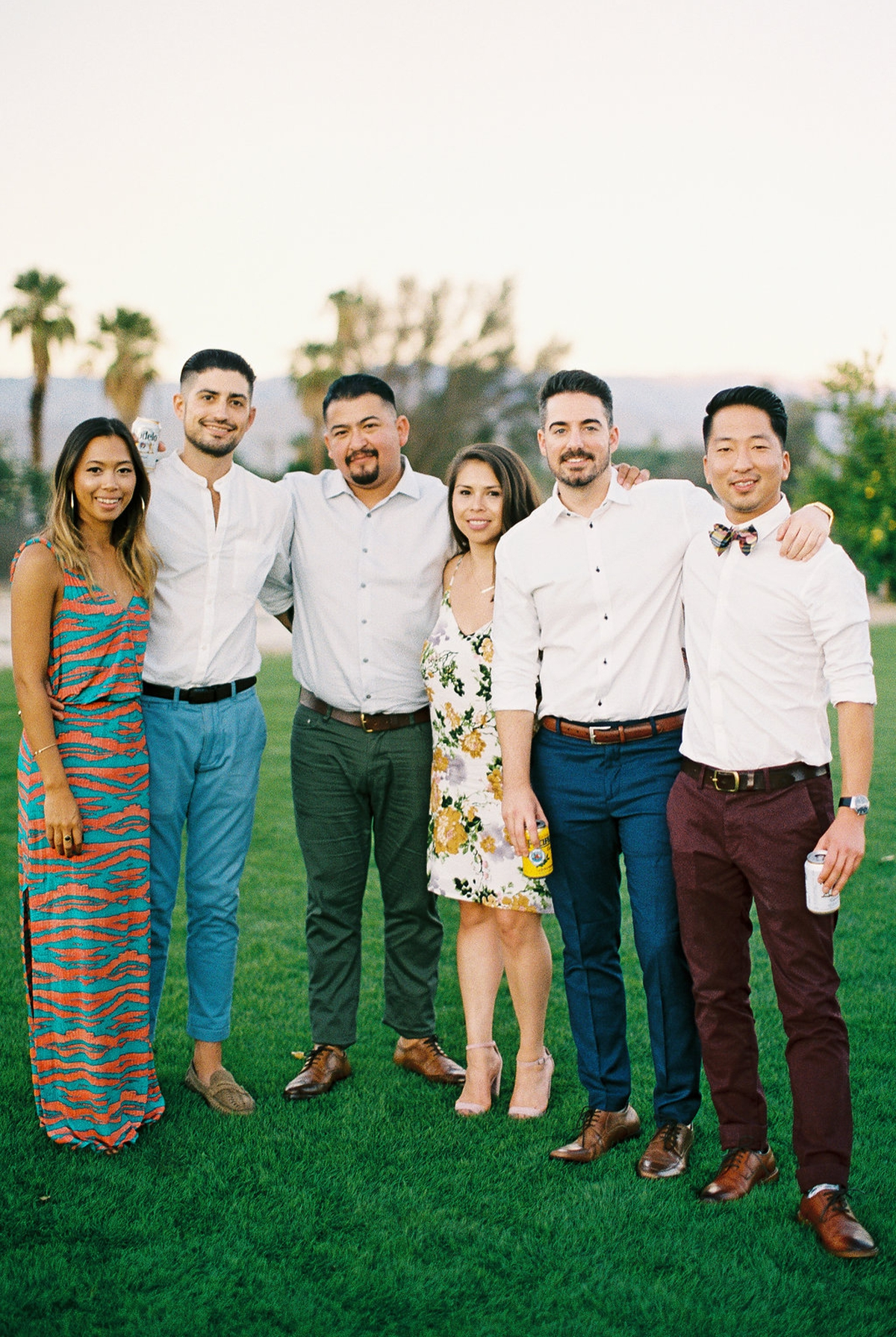 Phi and Alannas Backyard Wedding in Palm Springs California 34.jpg