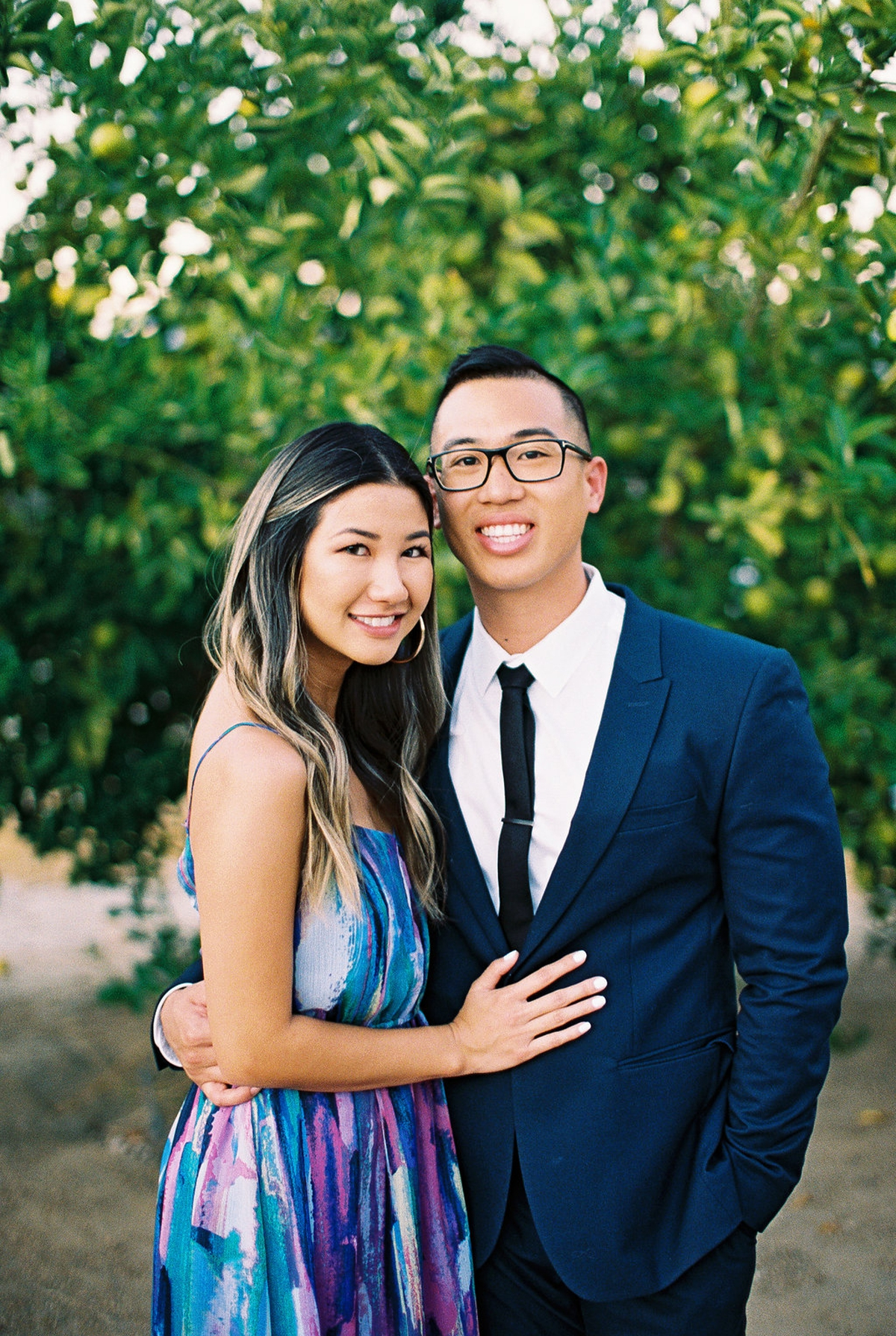 Phi and Alannas Backyard Wedding in Palm Springs California 39.jpg