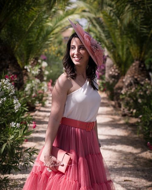 Look espectacular ❤️ @mayte_cortes #invitada #sister #look #lookespectacular #invitadasdeboda  #weddings #bodas2019 #nellydelarbo