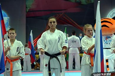 Anna Virabyan - World champion -55kg the 2nd KWU championship 2015