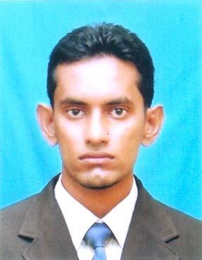 Mr Sajith Lakmal Wellalage - IFK Sri Lanka
