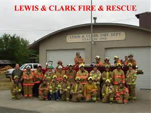 Photo Courtesy of Lewis & Clark Fire