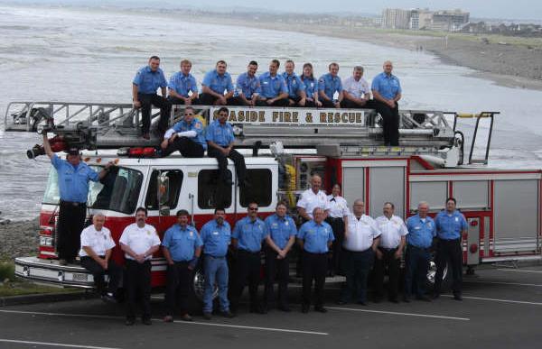 Photo Courtesy of Seaside Fire & Rescue