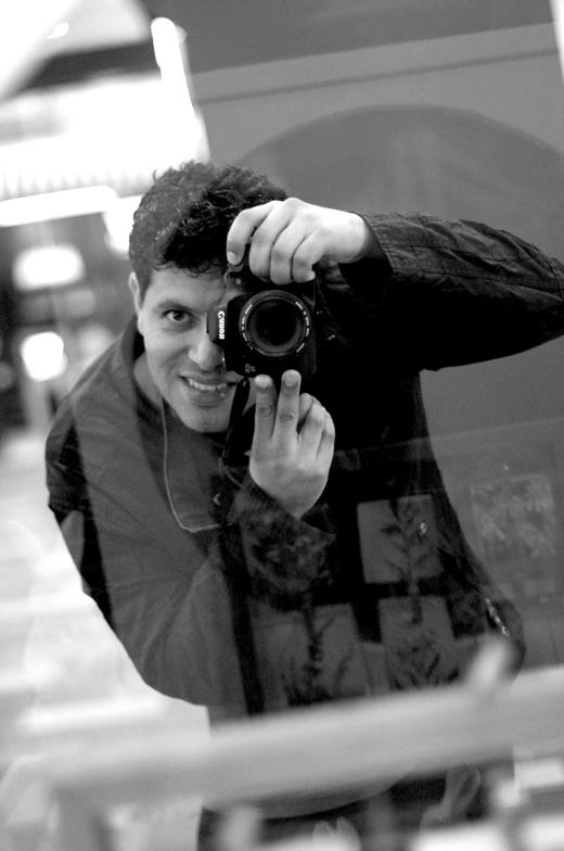 Alvaro Castellanos - Artist Bio