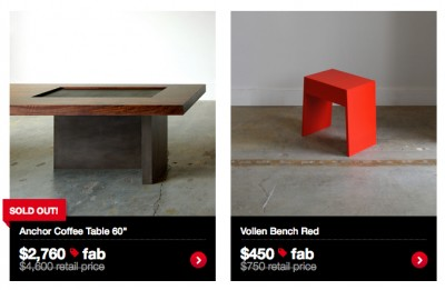 Furniture, Fab.com