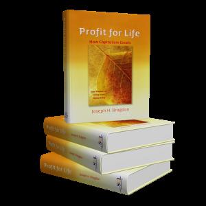 Joseph Bragdon's  Profit for Life
