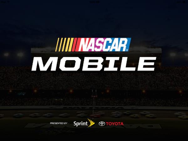 NASCAR Screen Shot Landing Screen.png