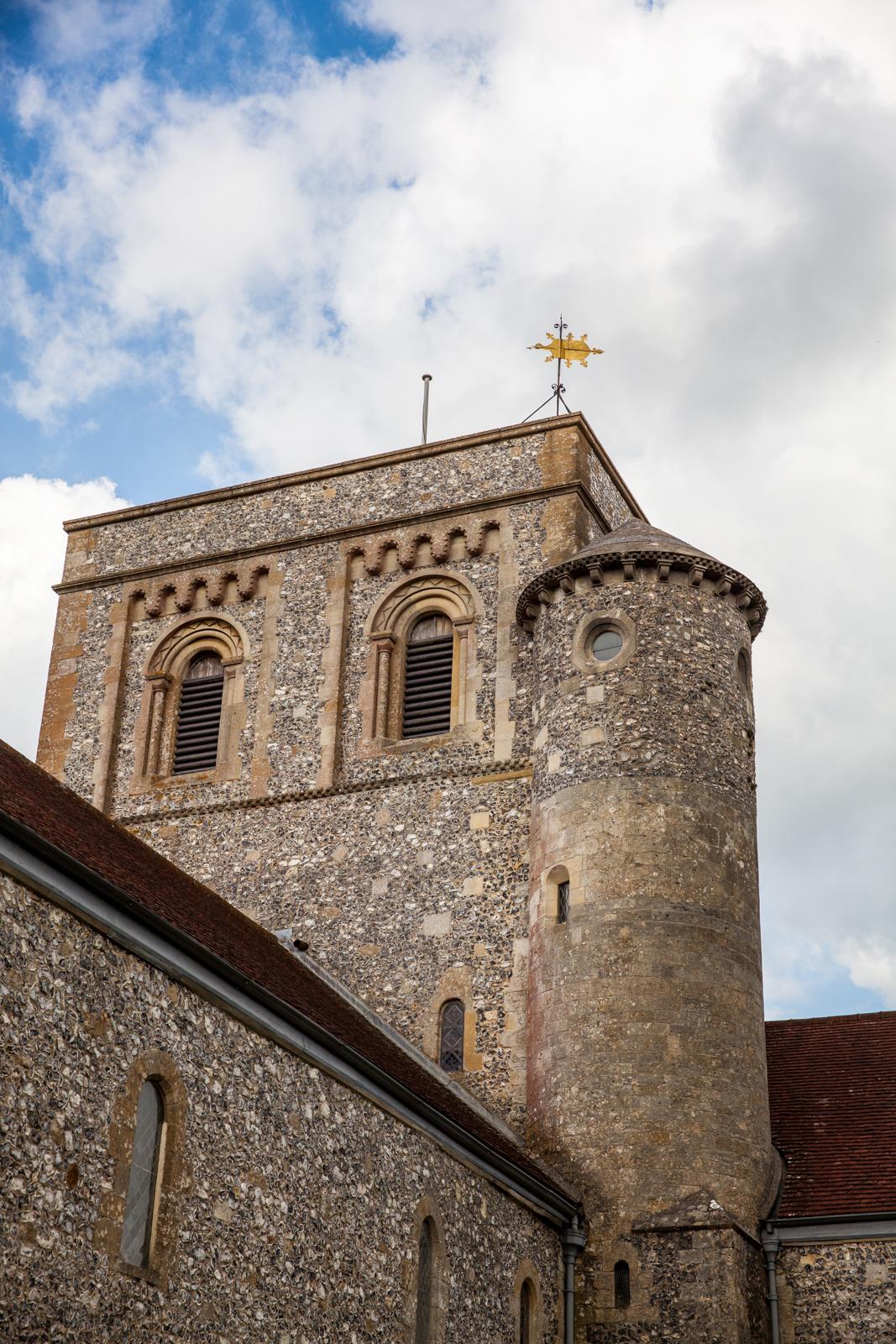 St Mary's weathervane