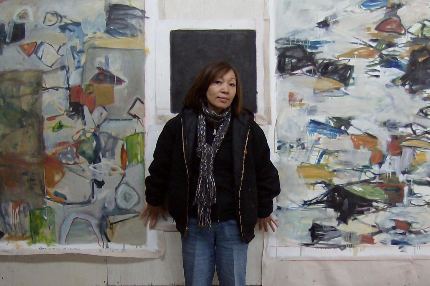At Dixon's Studio.jpg