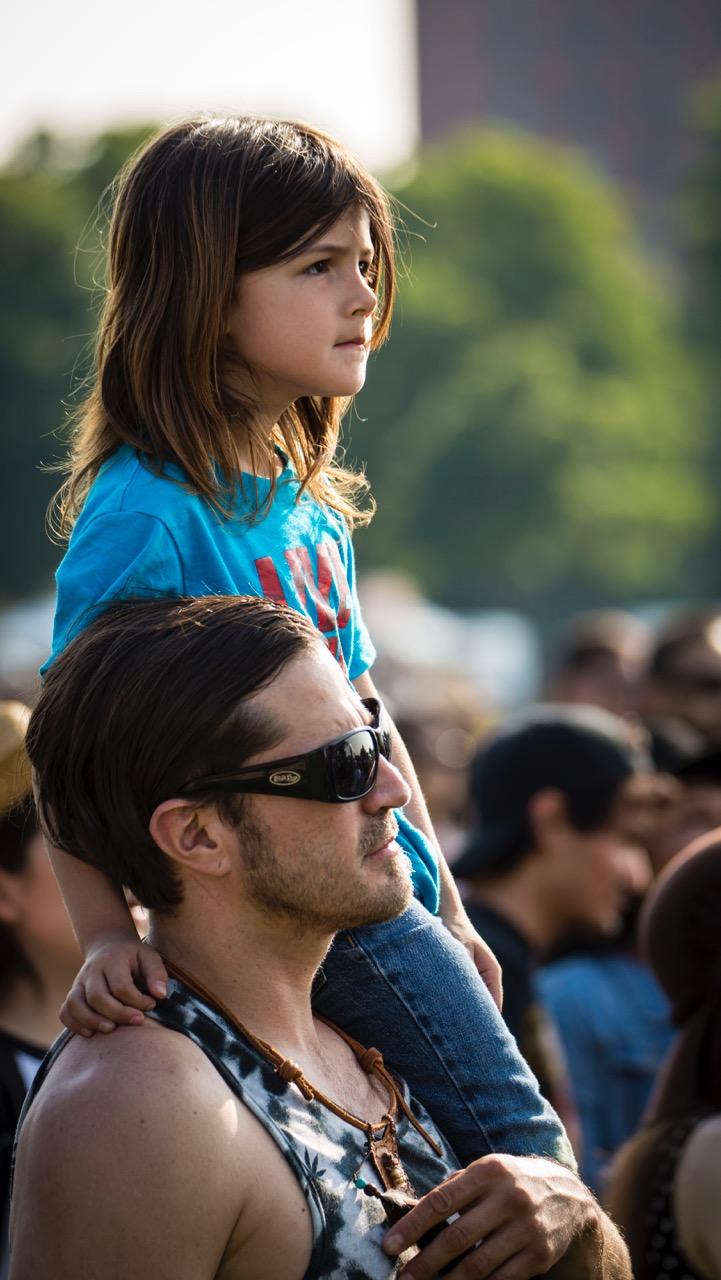 ROCKEANDO EN FAMILIA EN RUIDO FEST 2015