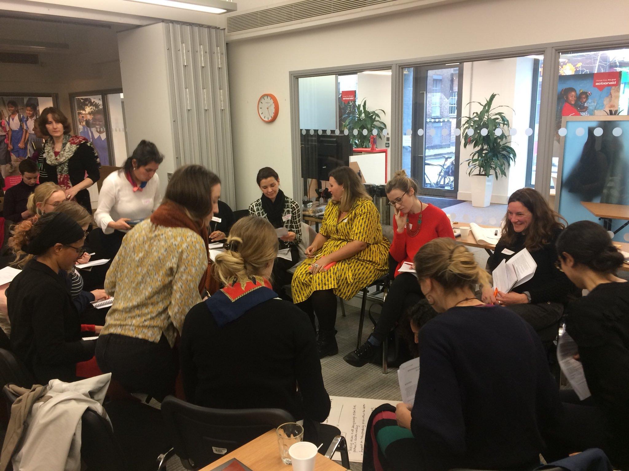 GADN members meeting, March 2018