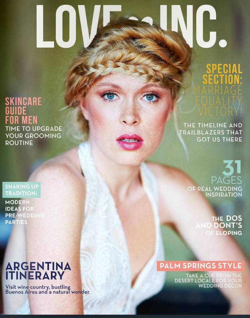 Love Inc Magazine, Issue 4
