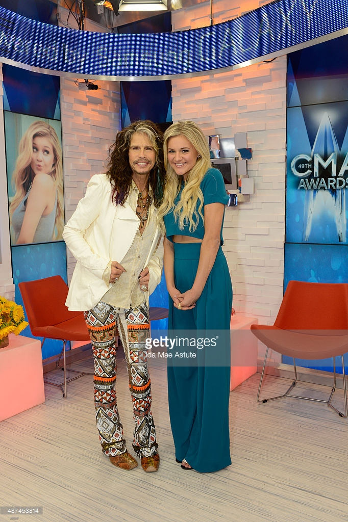 Kelsea Ballerini: Good Morning America 2015
