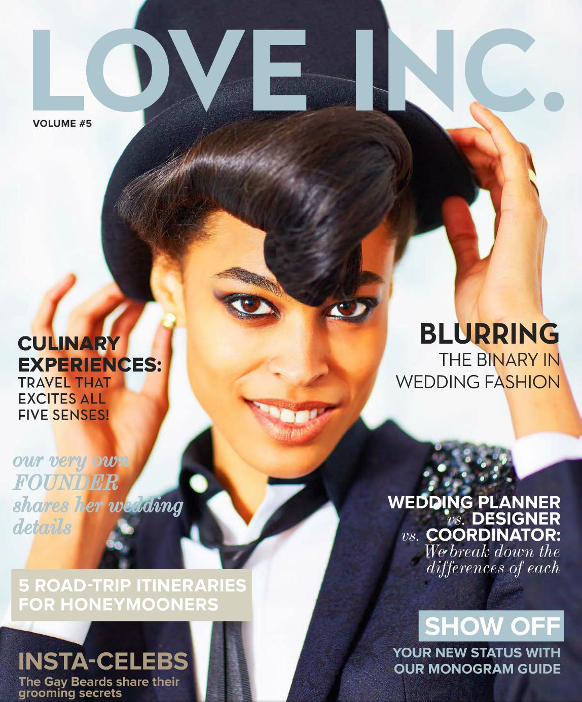 Love Inc Magazine, 2016