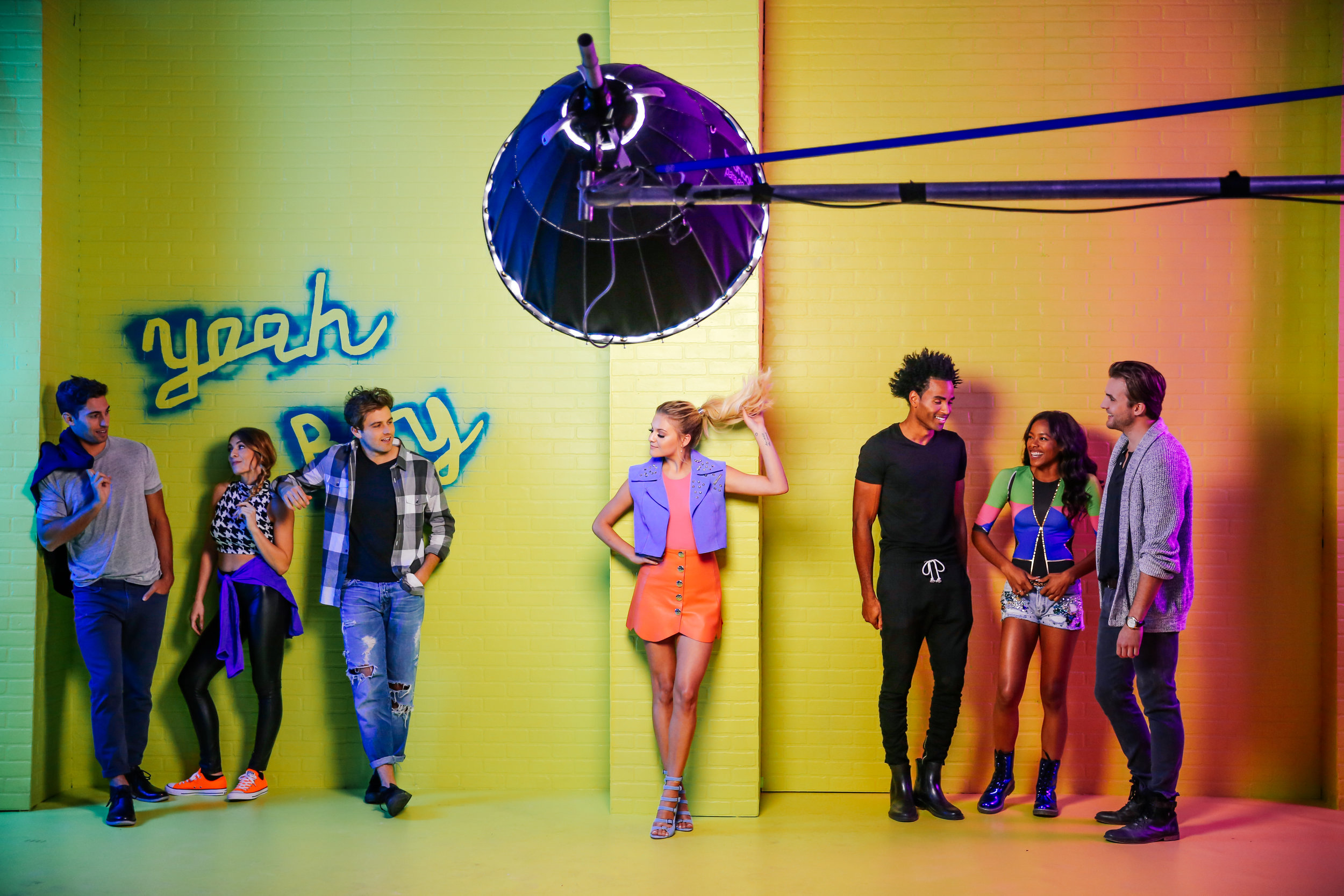 Kelsea Ballerini, Yeah Boy Video