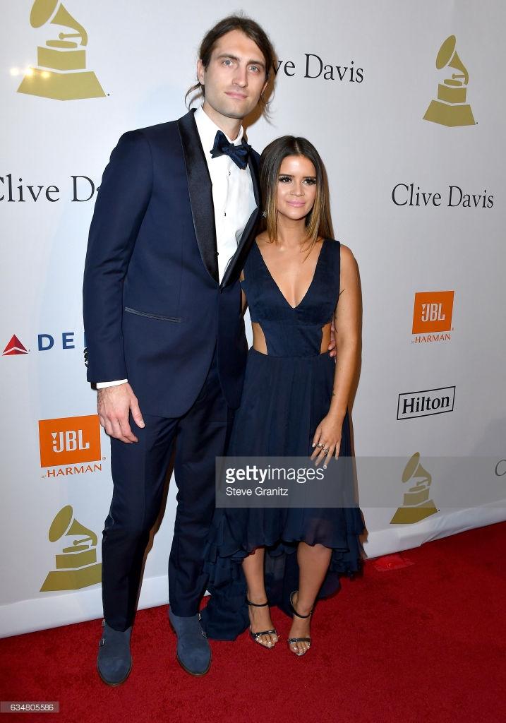Ryan Hurd, Clive Davis Pre-Grammy Party 2017