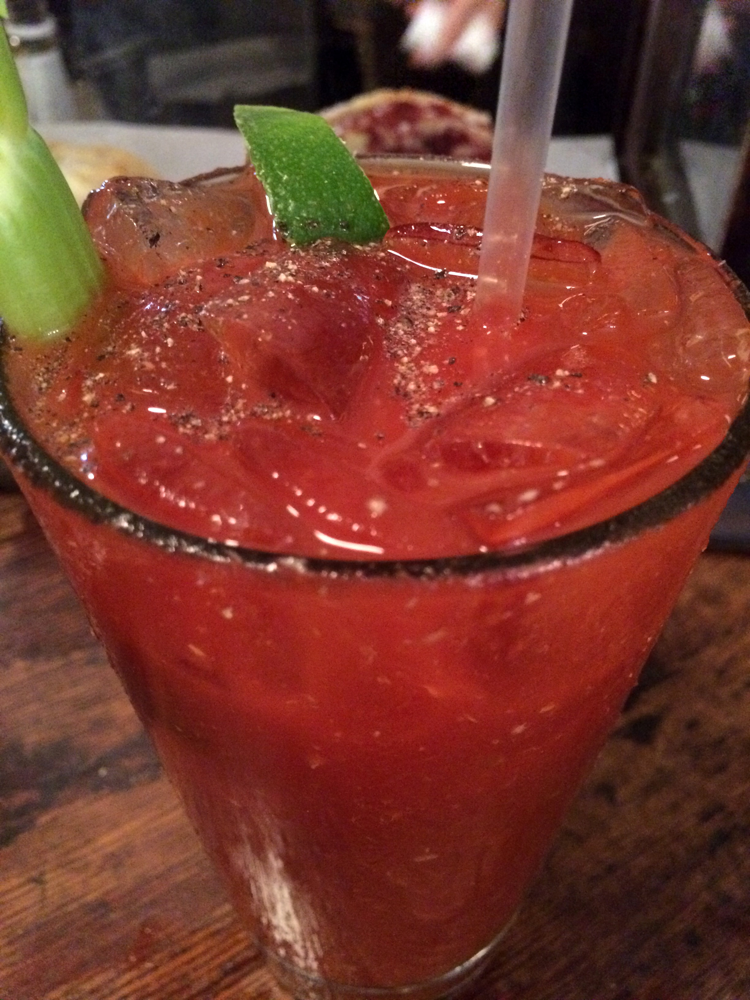 Bloody Mary brunch at Rabbithole